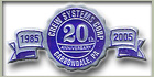 Crew Systems Corporation 20th Anniversary 1985 - 2005